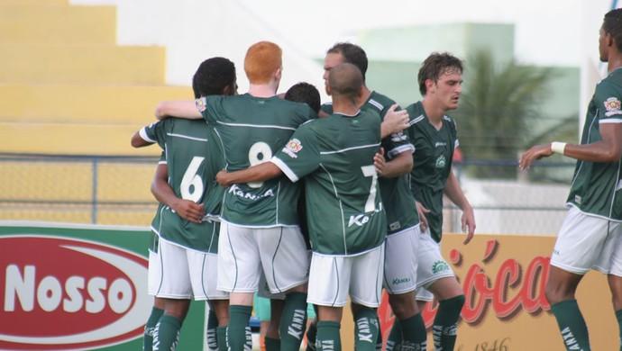 Icasa vence Crato no Romeirão (Foto: Chinês/ Agência Miséria)