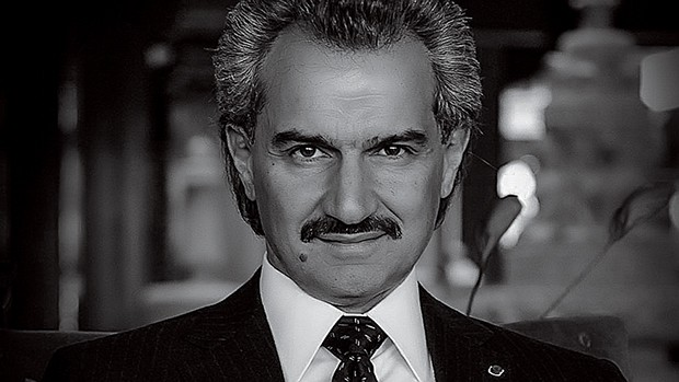Alwaleed bin Talal bin Abdulaziz al-Saud (Foto: Divulgação)