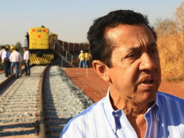 José Francisco das Neves, conhecido como Juquinha, ex-presidente da Valec (Foto: Wildes Barbosa/O Popular)