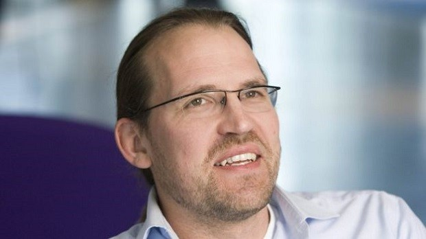 """Dave Coplin, da Microsoft: """"Inteligência artificial vai nos ajudar a lidar melhor com 'torrentes de informação' (Foto: Microsoft)"""