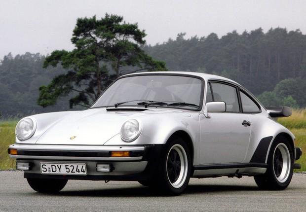 Porsche 911 Turbo 1980 (Foto: Divulgação)