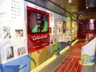 Museu itinerante sobre a história dos Jogos Olímpicos chega a Londrina