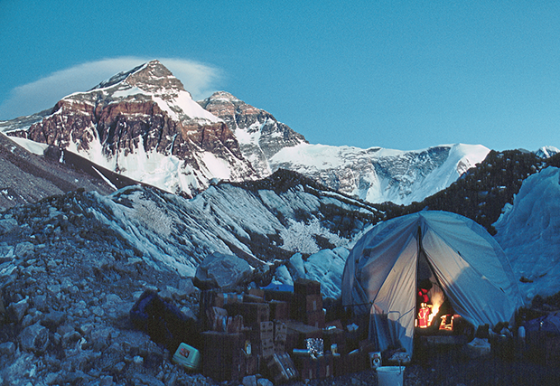 Everest (Foto: Getty Images; ThinkStock)