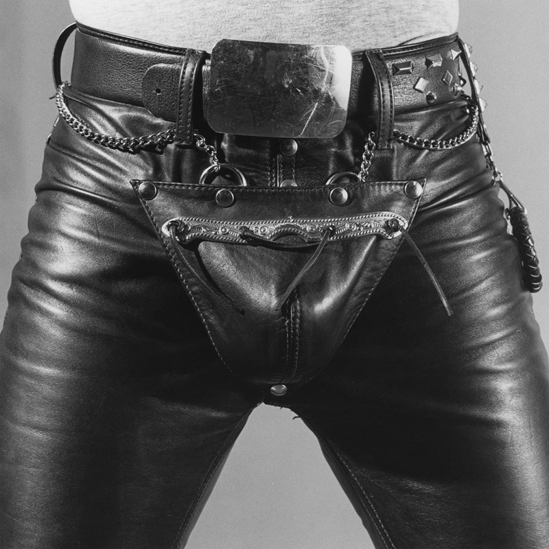 """Jennifer Jakobson, 1980 Leather Crotch"", 1980 (Foto: Divulgação)"