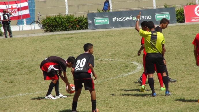 CRB Campeonato Infantil Sesi TV Gazeta (Foto: Viviane Leão/GloboEsporte.com)