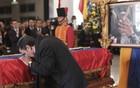 FOTOS: veja a despedida de Hugo Chávez (Miraflores Palace/Reuters)