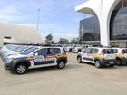 Polícia Militar da região recebe viaturas do Estado
