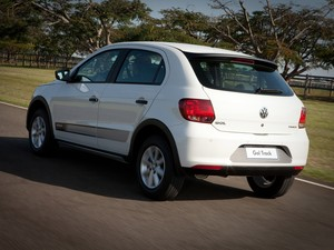 Volkswagen Gol Track (Foto: Divulgação)