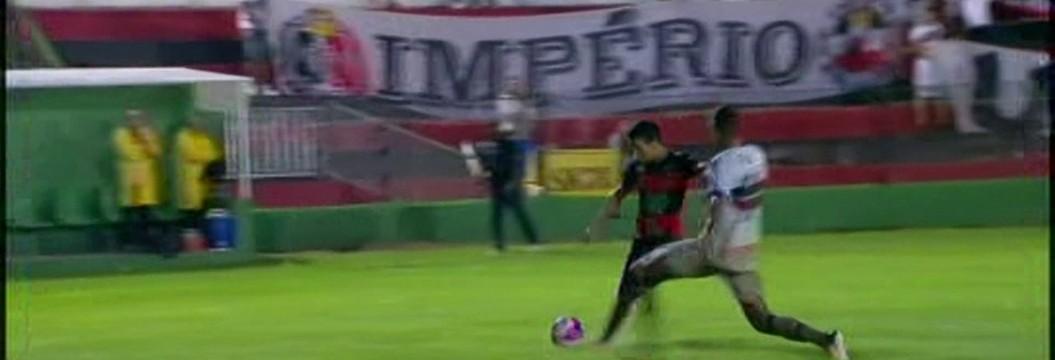 Flamengo de Arcoverde x Santa Cruz - Campeonato Pernambucano 2018 ... b4c561a8b5669