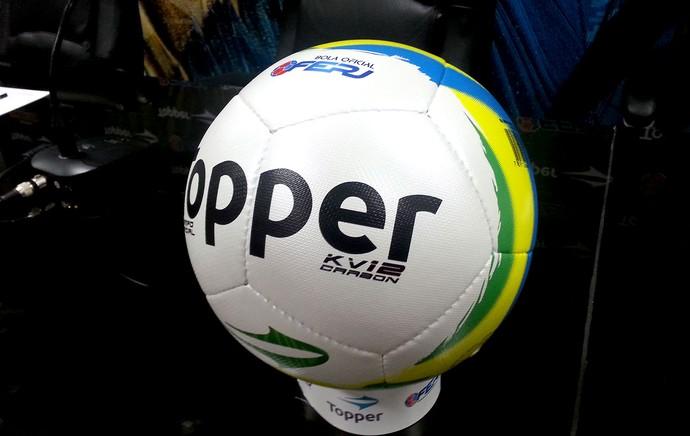 bola oficial campeonato carioca (Foto: Vicente Seda)