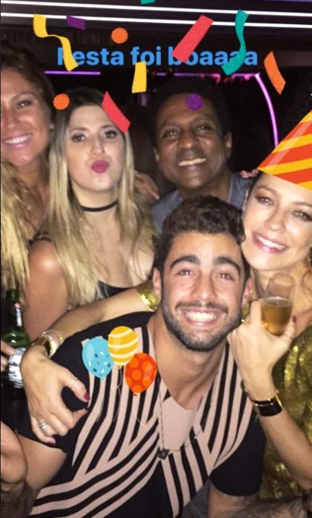 Luana Piovani celebra aniversário (Foto: Reprodução/Instagram)