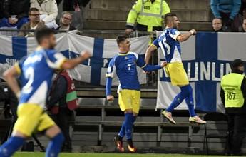 Kosovo empata no primeiro jogo da história da seleção em eliminatórias