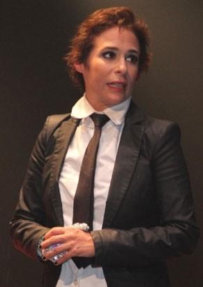Andréa Beltrão: indicação por 'Nômades' (Foto: Divulgação)