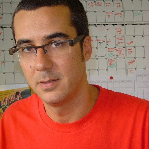 Zico Góes, diretor de programação da MTV (Foto: Kelly Fuzaro/Divulgação MTV)
