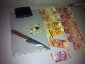 Taxista foi esfaqueado durante roubo em Sorocaba (Foto: Divulgação/Guarda Civil Municipal)