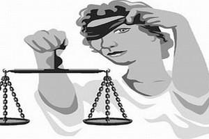Justiça parcial (Foto: Arquivo Google)