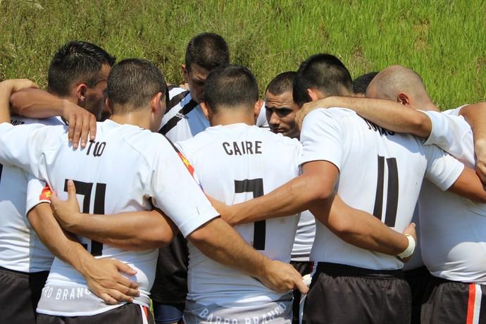 Time pretende participar também da Lions Rugby, maior competição Seven do país (Foto: Murilo Rincon / Barro Branco)