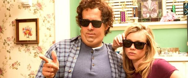 """Cena do filme """"Apenas Amigos"""" (Foto: Reprodução)"""