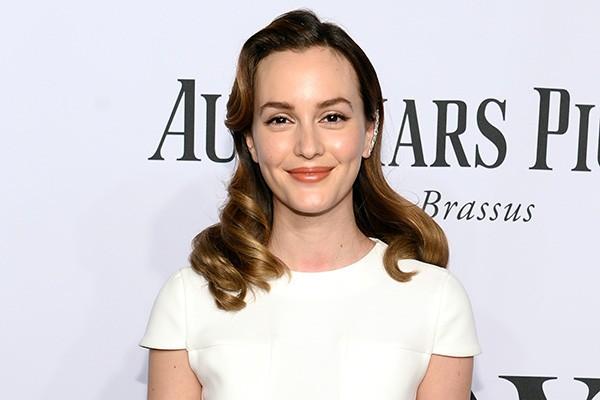 Leighton Meester admitiu, em 2008, que nasceu quando sua mãe ainda estava presa. A mãe da Blair de 'Gossip Girl' estava encarcerada por tráfico de drogas. (Foto: Getty Images)