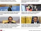 Acordo de paz na Síria teria de ser submetido a referendo, diz Assad
