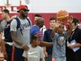 """Pai babão: LeBron James se derrete por filhos: """"Faz meu coração chorar"""""""