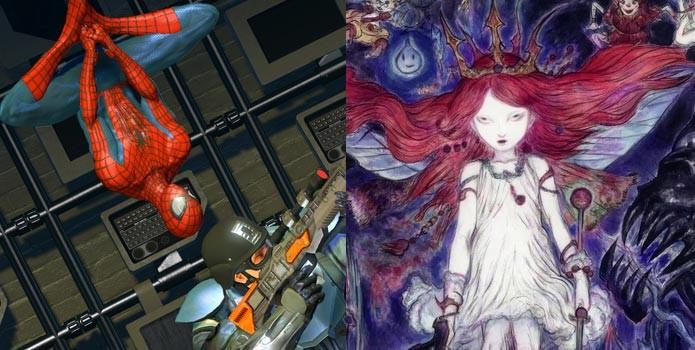 The Amazing Spider-Man 2 e Child of Light são os destaques (Foto: Reprodução)