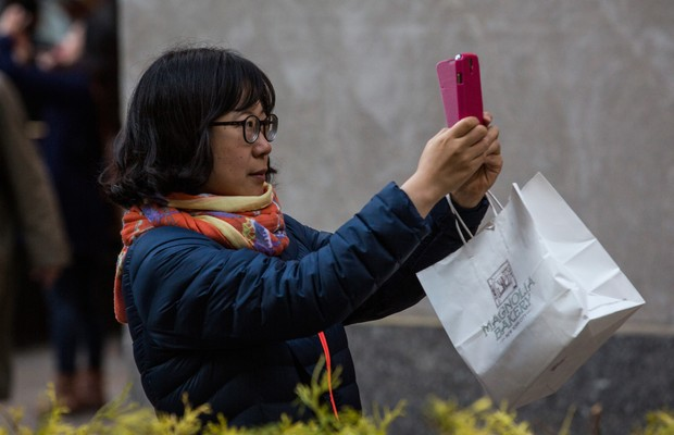 Mastercard substitui senhas por selfies
