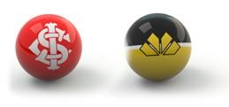 Confrontos guia da rodada bolas - Internacional x Criciúma (Foto: Editoria de Arte)