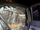 Polícia apreende carro com quase uma tonelada de maconha no Paraná