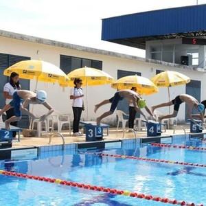 Estadual de Natação fechou o calendário de competições do ano (Foto: Fedar)