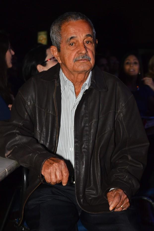 Seu Francisco, pai da dupla (Foto: Caio Duran/Agnews)
