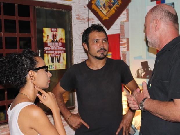 Grupo se reuniu na sexta-feira (Foto: Suzi Rocha/G1)