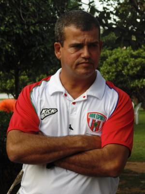 Treinador que meta é 16 pontos (Foto: Wilkson Tarres/Globoesporte.com)