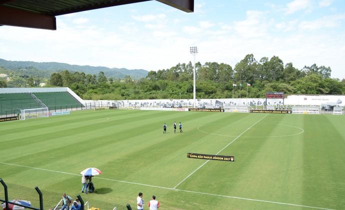 Cruzeiro x River-PI Copa São Paulo de Futebol Júnior Nogueirão (Foto: Cairo Oliveira)