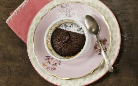 Como fazer bolo de chocolate sem glúten