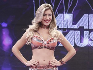 Lorena Improta na final  (Foto: gshow)