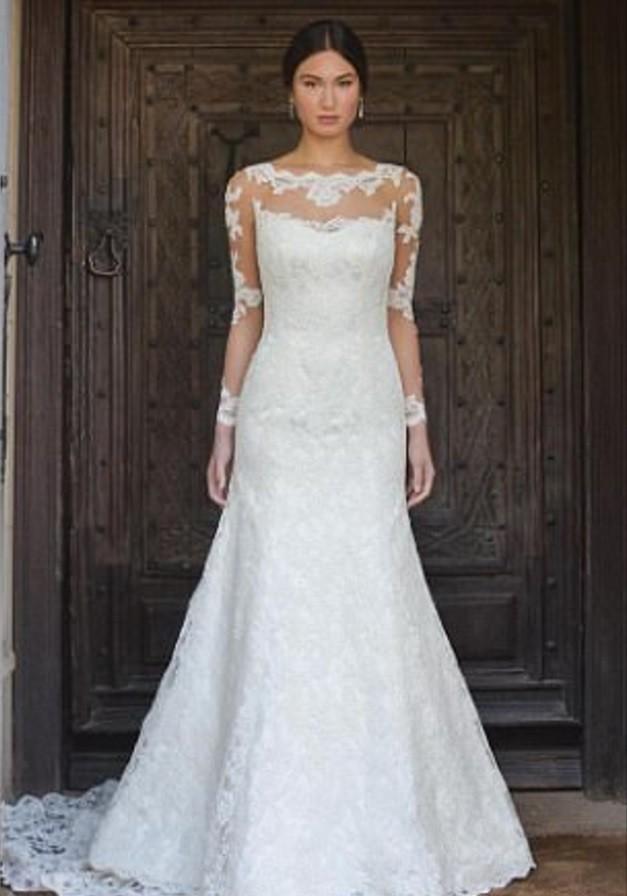 Vestido criado por Augusta Jones (Foto: Divulgação)