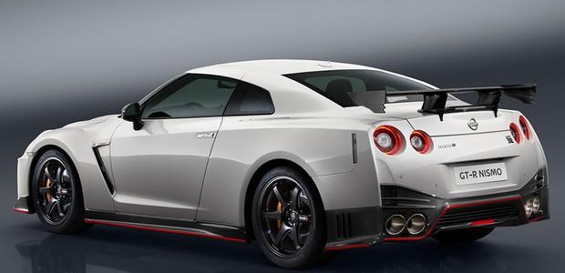 Nissan GT-R Nismo (Foto: Nissan)
