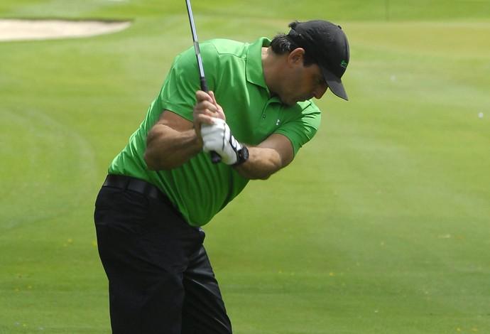 Giovane Gávio - golfe (Foto: Zeca Resendes)