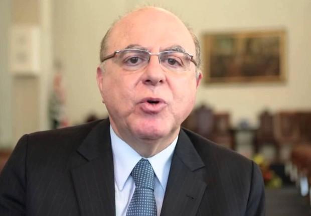 O secretário da Agricultura de São Paulo, Arnaldo Jardim (Foto: Reprodução/YouTube)