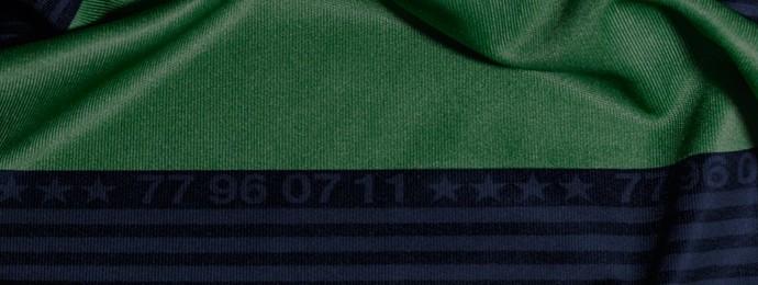 Chapecoense camisa (Foto: Reprodução)