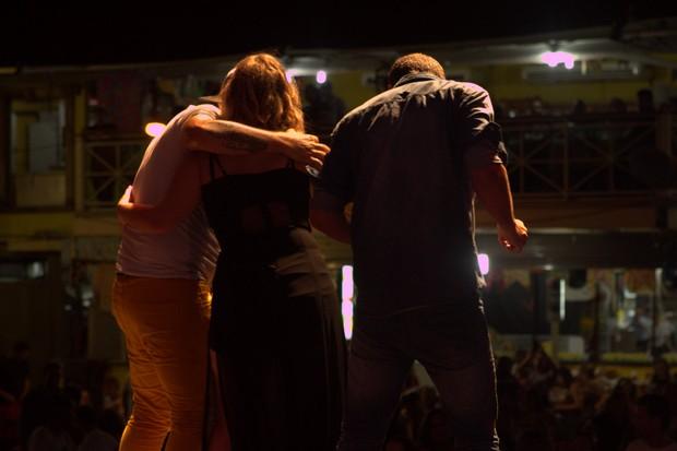 Cacau e mateus (Foto: Anderson Barros / Ego)