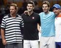 Djokovic vence Nadal em duelo-exibição no Chile