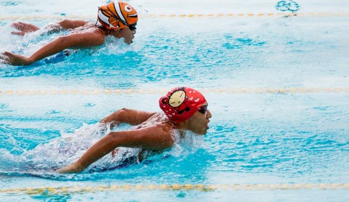 Luísa Marillac natação amazonas (Foto: Yuri Sasai)