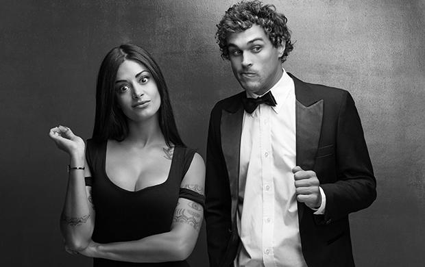 Jogo do Amor  (Foto: Globo Teatro)