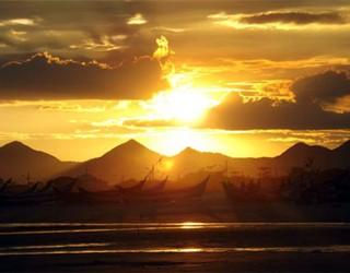 Por do Sol Fantástico (Foto: Reprodução/ Fantástico)