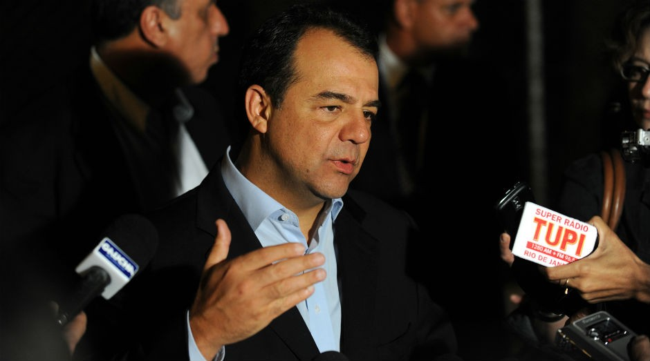 """Paulo Fernando Magalhães foi apontado na Calicute como um dos """"laranjas"""" do ex-governador Sérgio Cabral (foto) (Foto: Fabio Rodrigues Pozzebom/ABr)"""