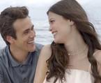Maria Vitória e Vicente em 'Tempo de amar'   TV Globo