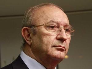 Buega Gadelha, presidente da Fiep (Foto: Kleide Teixeira/Jornal da Paraíba)