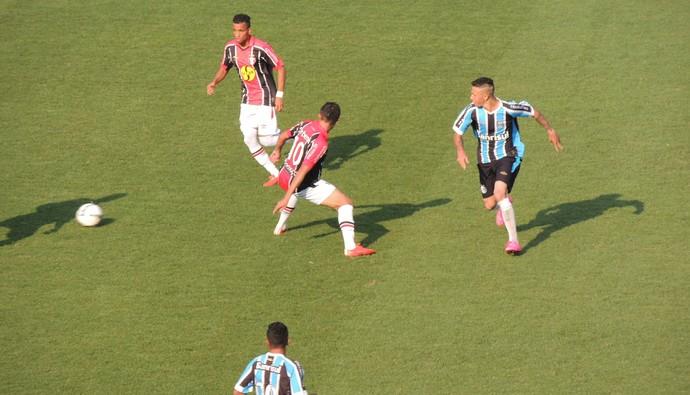 Joinville x Grêmio Copa do Brasil sub-20 (Foto: João Lucas Cardoso)